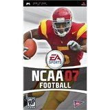 NCAA Football 07 (PlayStation Portable)